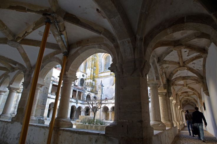 Projeto quer reabilitar e abrir ao público Castelo Templário de Tomar