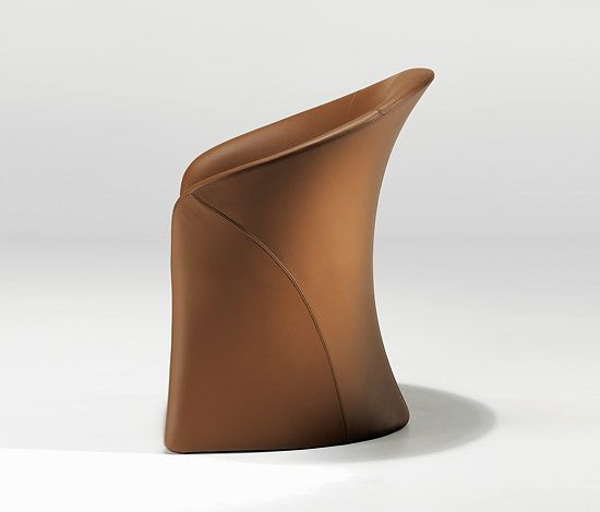 Gino Carollo Calla Chair   A Representative Fully Upholstered Chair With  High Sitting Comfort. Its Organic Shape Is Reminiscent Of The Beauty Of A  Plain ...
