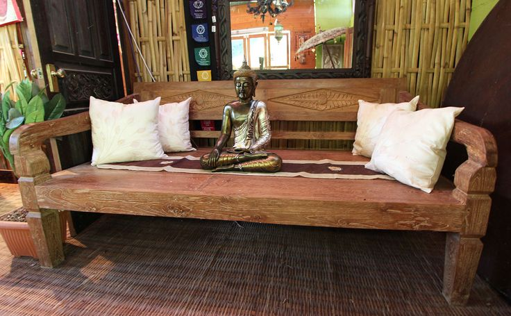 Beautiful Balinese Day Beds http://www.baligarden.com