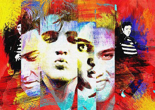 Nostalgic Art - Elvis Presley 2