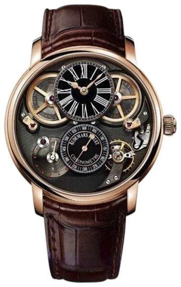Audemars Piguet Jules Audemars Chronometer with Escapement 18K Rose Gold 46mm Watch.   Audemars Piguet watch – search for AP watch can be AP watch men, AP watch price, ap watch for sale or audemar watch.
