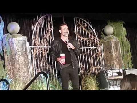 WATCH: Jeffrey Dean Morgan Breaks Silence on Negan Casting | The Walking Dead