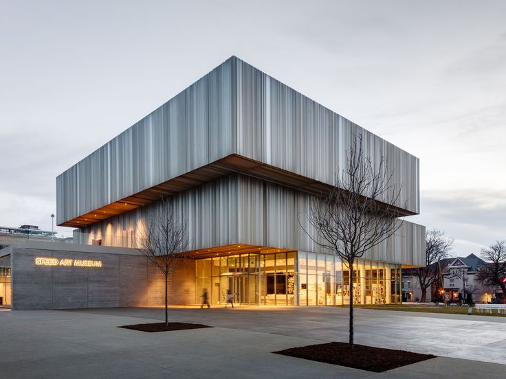 wHY, Speed Art Museum, Louisville   25 Masterpieces That Prove 2016 Was an Incredible Year for Architecture