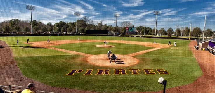 ECU Pirates Baseball Reveals 2015 Schedule - http://www.beachcarolina.com/2014/11/05/ecu-pirates-baseball-reveals-2015-schedule/ Pirates Play Six Teams That Appeared In 2014 NCAA Regionals ECU Pirates Baseball 2015 Schedule (PDF)  GREENVILLE, NC Nov. 5, 2014 – Thirty-four home games at Lewis Field inside Clark-LeClair Stadium, including the 12th-Annual Keith LeClair Classic, highlight the 2015 East Carolina baseball s... Beach Carolina Magazine ECU, featured, Pirates