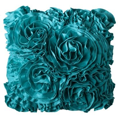 Bethany Mota has this blue pillow. Want your room to look like her's? Get this pillow from Target