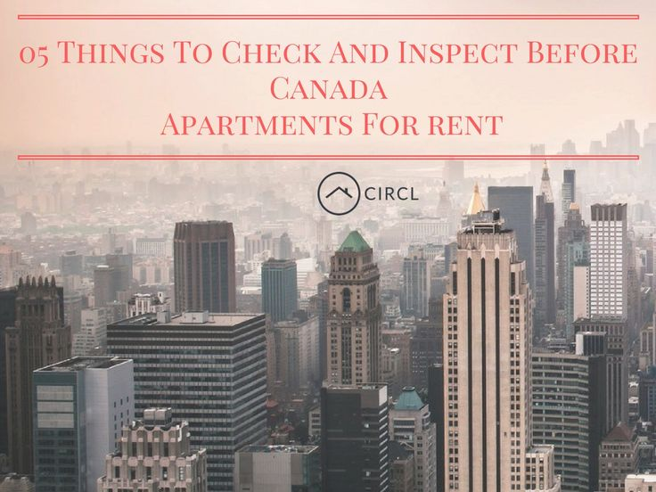 how to find good apartments in toronto