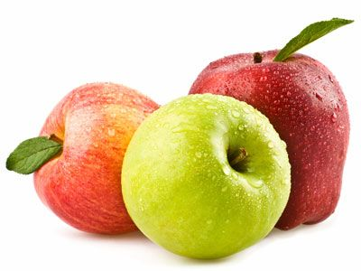 Apples – Health Benefits   Healthy Food House.  But NO GMO - frankenapples.