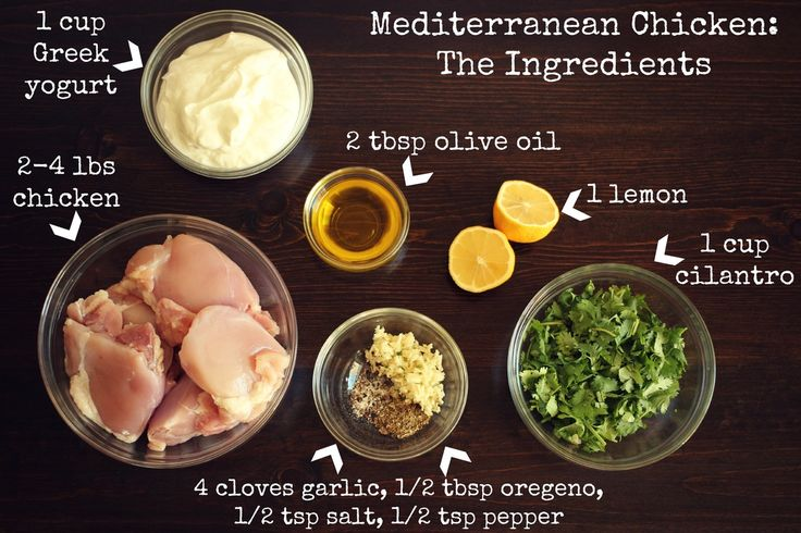 Love This Crazy Life // Mediterranean Chicken recipe....MUST TRY!