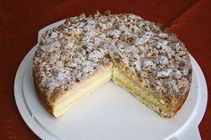 Crumble cake with custard   Streuselkuchen mit Pudding (Rezept mit Bild) von Seelenschein   Chefkoch.de