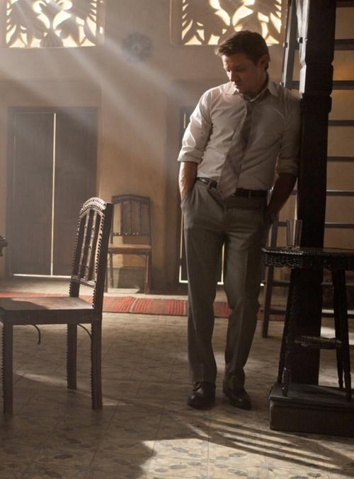 Agent William Brandt in MI4: Ghost Protocol. Re-pin but hot damn!!