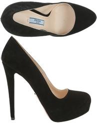 Prada Shoes for Women, Spring/Summer 2012