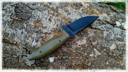 DEBAUD NECK KNIFE