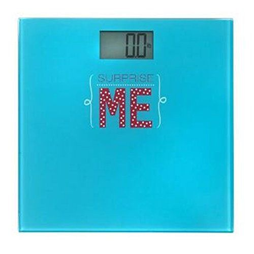 Bathroom Scale Décor   Surprise Me Inspirational Digital Glass Bathroom Scale -- You can get additional details at the image link. Note:It is Affiliate Link to Amazon.