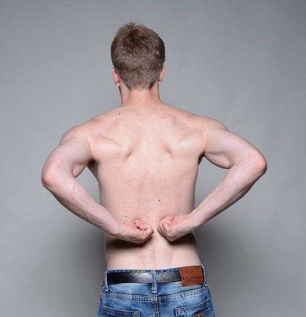 Lindern Sie Ihre Hexenschuss Schmerzen durch eine effektive Selbstmassage.