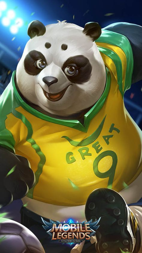 Cara Main Akai Panda Mobile Legend