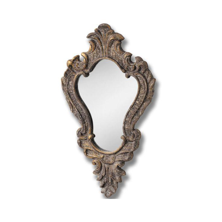 Alladin Wall Mounted Mirror - Casafina