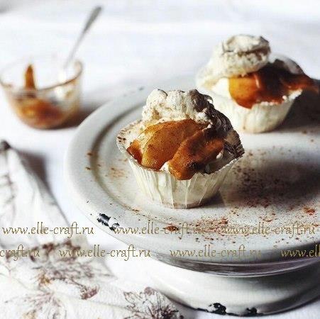 Яблочные десерты: 3 необычных рецепта от приглашенных кондитеров   elle-craft — творчество со вкусом!