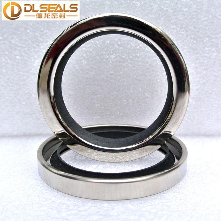 2901-1072-00 PTFE Oil Seals Screw Compressor rotary lip seals Rotary Shaft Seals