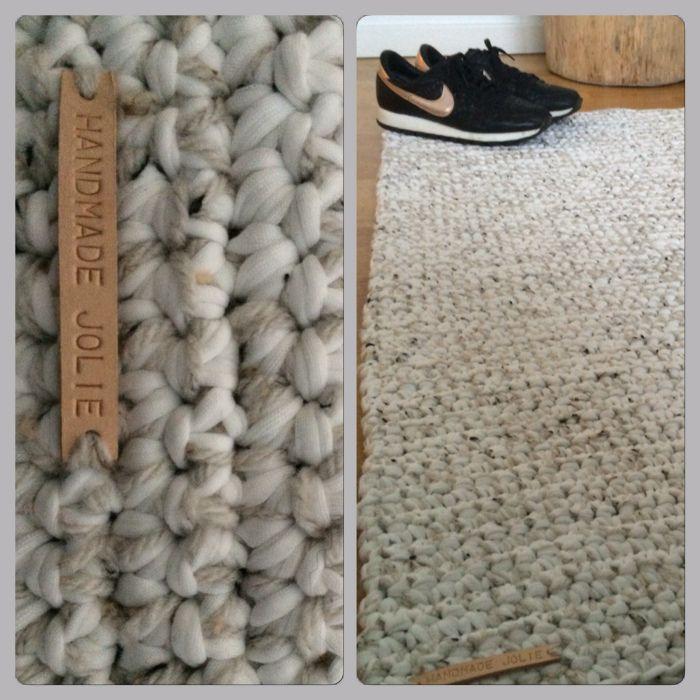 17 beste idee u00ebn over Vloerkleed Patronen op Pinterest   Pom pom tapijt, Penny tapijten en Denim