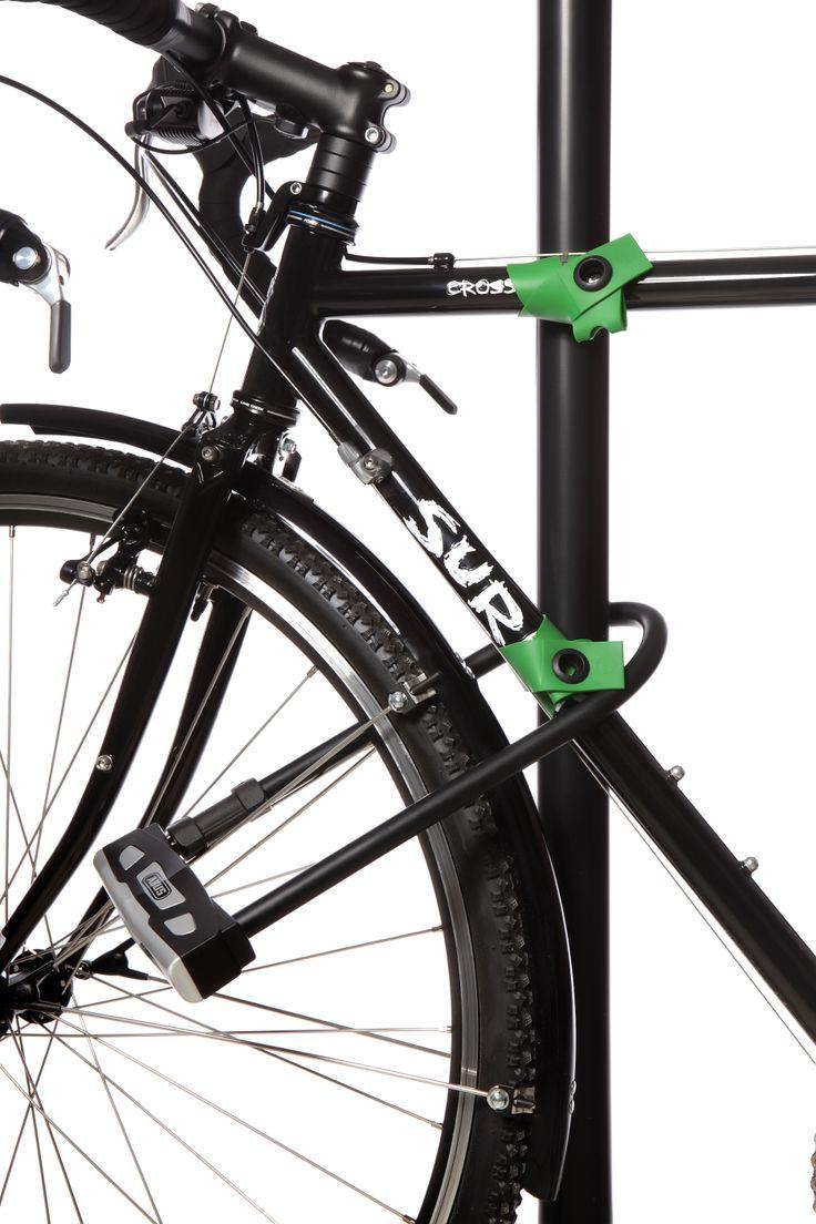 Cycloc. Wrap.Many ways to use  #cycloc #design #wrap #green #bike
