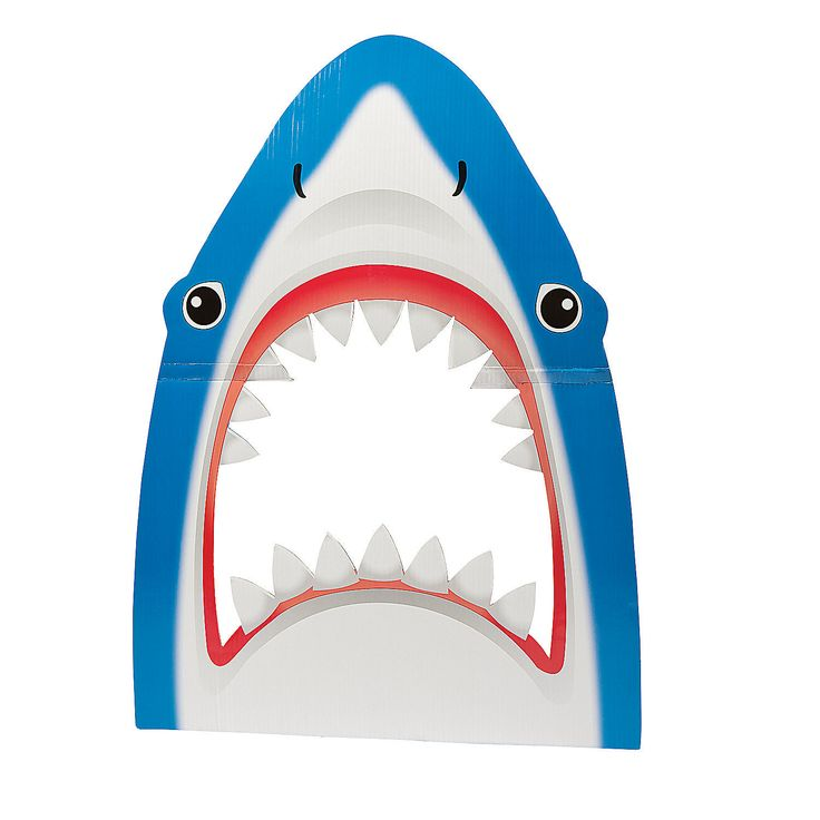 Shark Photo Prop Photo Booth Props Costume Accessories