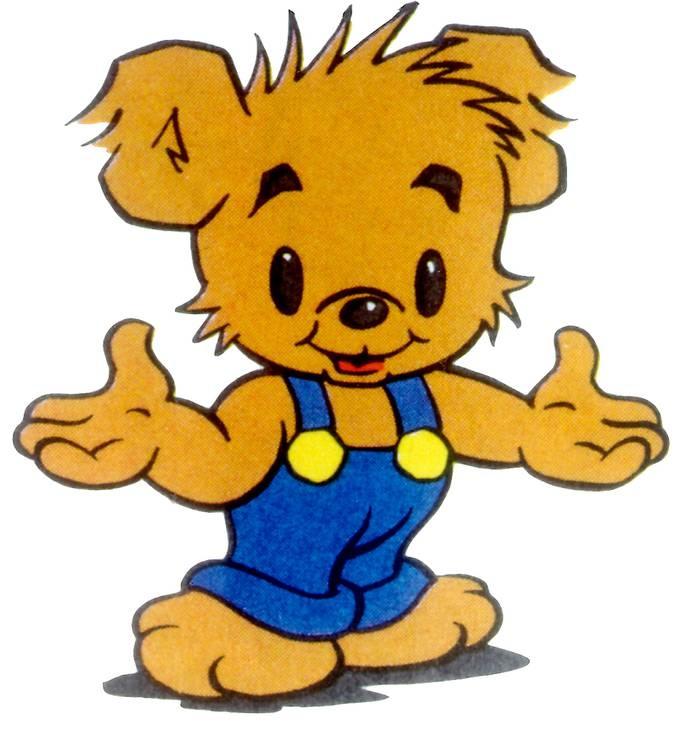 """Tidningen """"Bamse – världens starkaste björn"""" firar 40 år i år."""