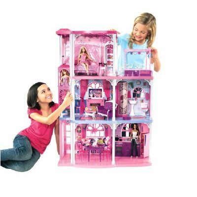 Barbie Townhouse 25th Anniversary Edition