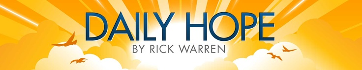 Satan Doesn't Mind Bible Study Never Put Into Practice  Daily Hope with Rick Warren  3-2-13