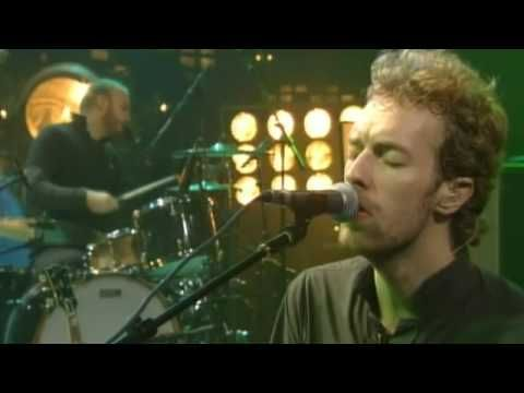 Coldplay - Clocks - I've seen them in concert three times. The last time was just a few months ago with my lovely friend  Candi Meinesz...love you Candi!