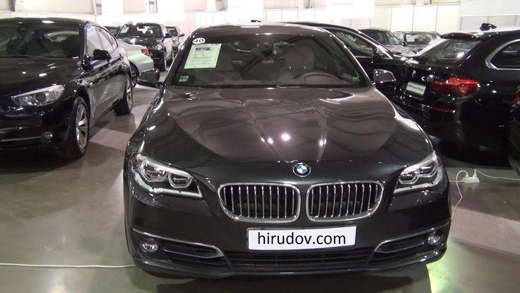 BMW 525d xDrive (2013)