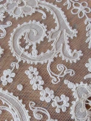 17 Best images about Fiber Crafts: tulle embroidery on ...