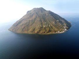 Alicudi Island. Aeolian Islands