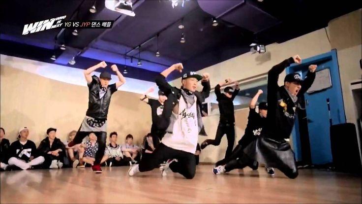 YG WIN Team B Dance Compilation