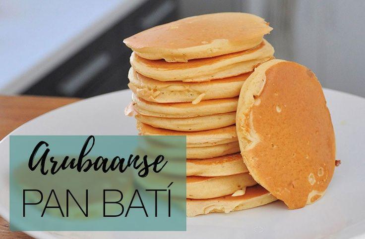 Pan batí is een authentiek Arubaans gerecht. De dikke pannenkoeken smaken heerlijk met allerlei soorten saus. Oorspronkelijk werden ze op een gietijzeren plaat, de Kasuela, gebakken. Maar het gaat …