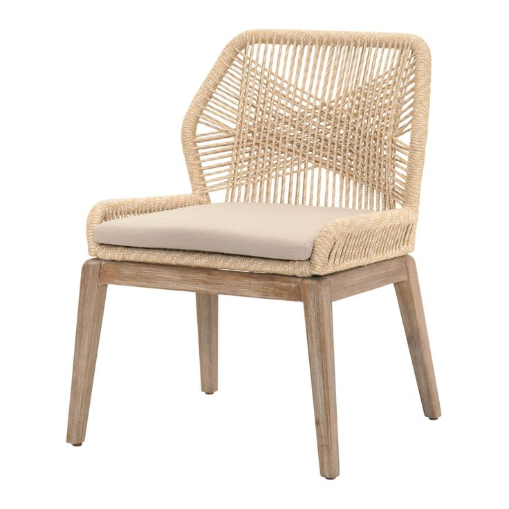 Shop Orient Express Furniture 6808 New Wicker Loom Dining Chair (Set of 2) at ATG Stores. Browse our dining chairs, all with free shipping and best price guaranteed.