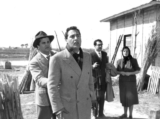 I Vitelloni. Federico Fellini.