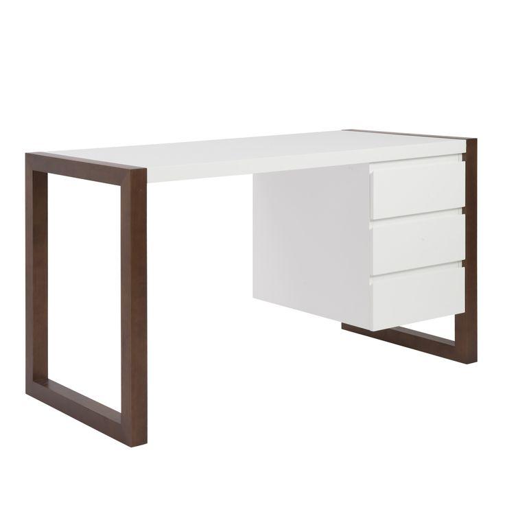 Simple Modern Desk 7 best cool modern desks images on pinterest | modern offices