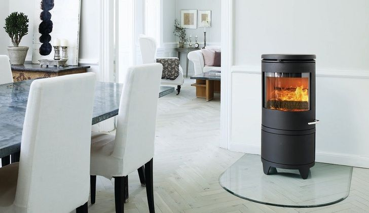 Small Pellet Stoves Decoration