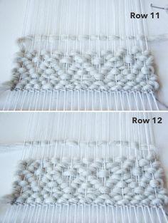 Double Diamond Pattern  The Weaving Loom