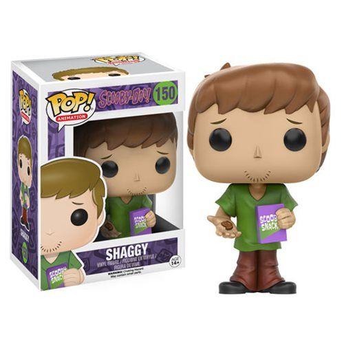 Scooby-Doo Shaggy Pop! Vinyl Figure