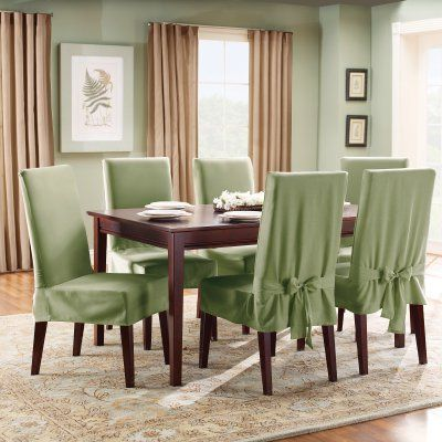 25 Best Ideas About Dining Room Chair Covers On Pinterest