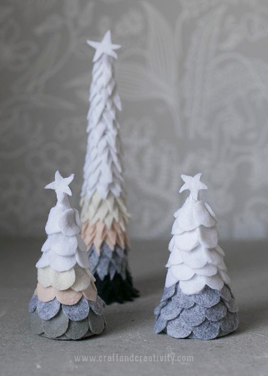 52 best diy felt images on pinterest felting christmas for Peppermint swirl craft show