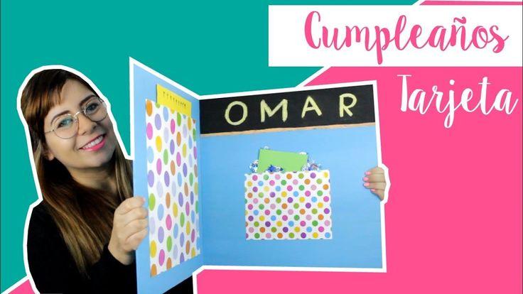 tarjetas de cumpleaño