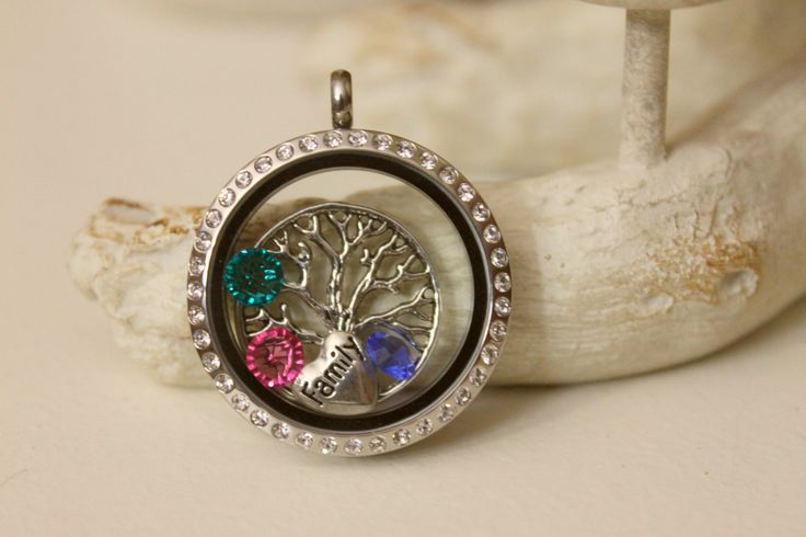 Tree of Life Birthstone Family  - by Little One Treasures