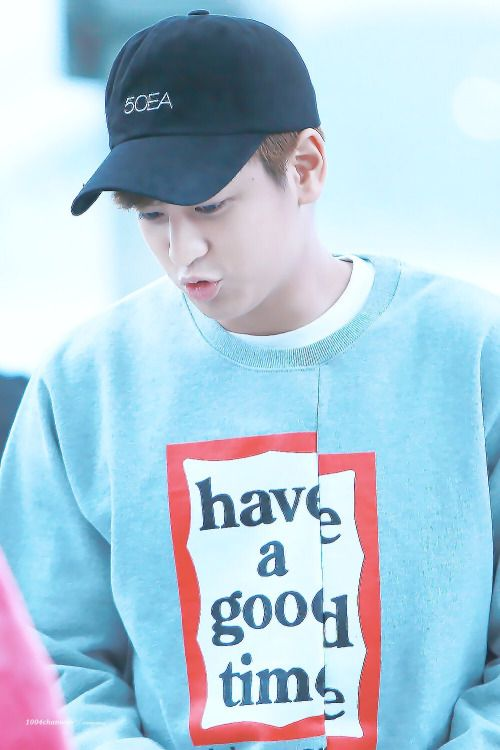 160414 Chanwoo @ ICN © 1004CHANWOO | DO NOT edit or crop logo.