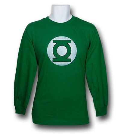 Images of Green Lantern Distressed Symbol Long Sleeve T-Shirt http://www.superherostuff.com/green-lantern/t-shirts/green-lantern-distressed-symbol-long-sleeve-t-shirt.html?itemcd=tsglsymdisls