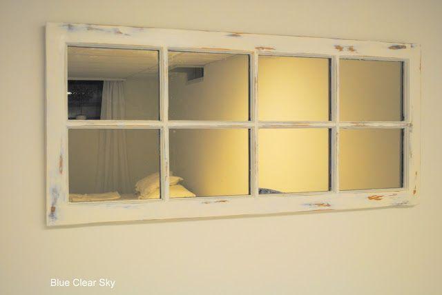 Looks like a window, in a windowless basement