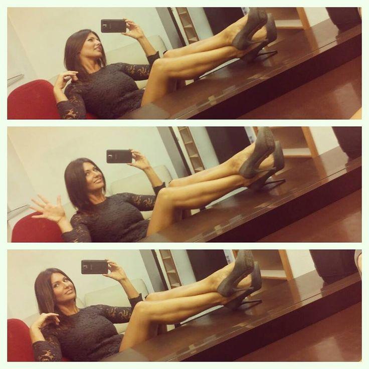 Barbara Pedrotti wears Compagnia Italiana #compagniaitaliana #fw2015 #barbarapedrotti #repost #fashion #style #stylish #love #TagsForLikes #me #cute #photooftheday #nails #hair #beauty #beautiful #instagood #pretty #swag #pink #girl #girls #eyes #design #model #dress #shoes #heels