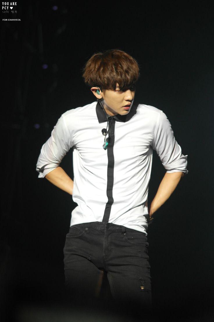 160109 Chanyeol - ExoLuxion SG