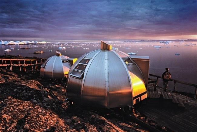 Igloo Rooms - Hotel-Arctic, Greenland